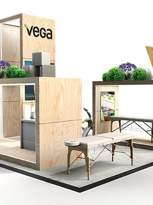 Vega Summer Booth - VC