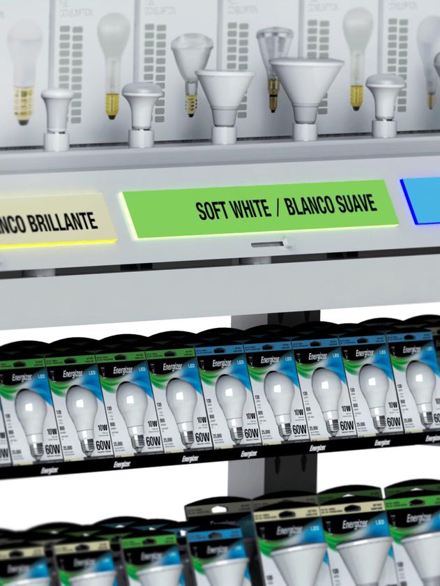 Zoren - Energizer - US Rollout
