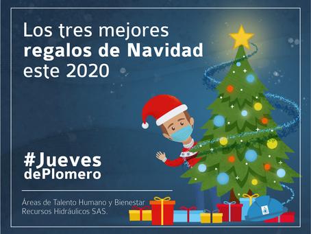 Los tres mejores regalos de Navidad este 2020.