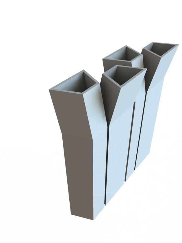 Modular Vases 2