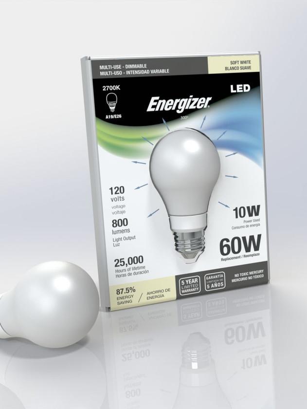 Energizer Packaging