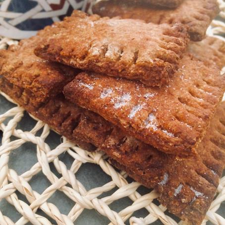 Petits biscuits à la cannelle