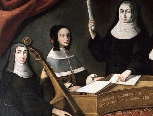 9th November Nuns of the Italian Renaissance