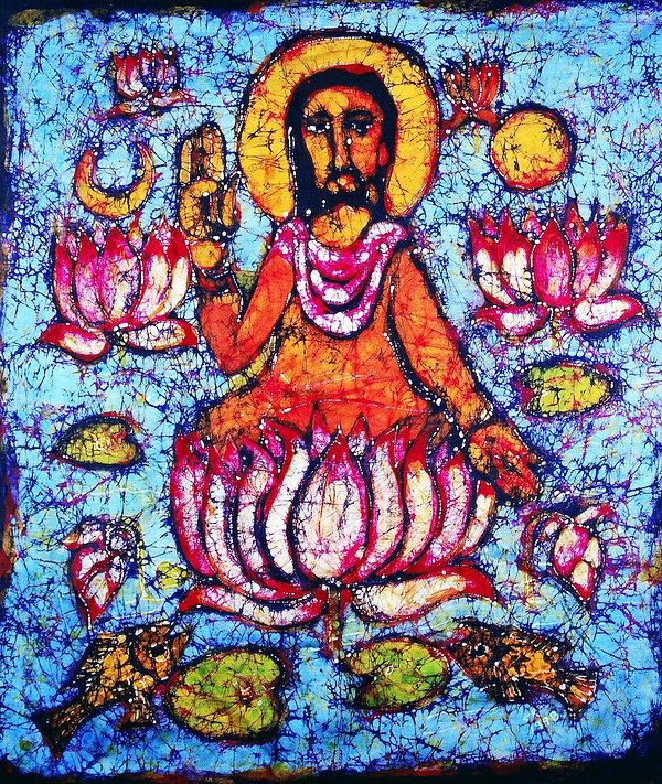 raj-solomon_jesus-on-the-lotus-flower2.j