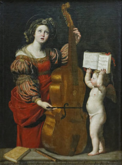 Le Tombeau de Couperin et de Sainte-Colombe
