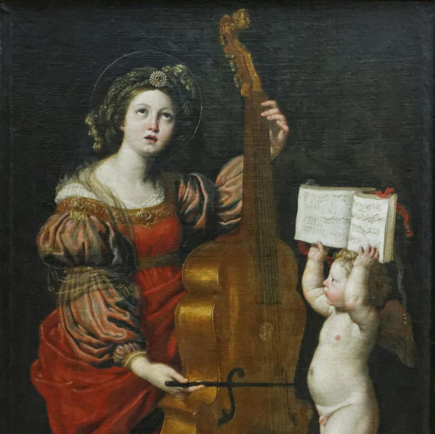 14th September Le Tombeau de Couperin et de Sainte-Colombe
