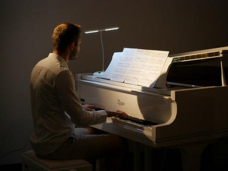 Notre premier concert est déjà derrière nous! Un grand bravo pour notre pianiste Piotr Krzykowski.