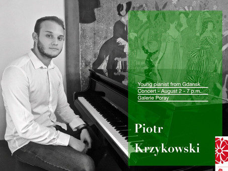 Concerts for the piano of young talents