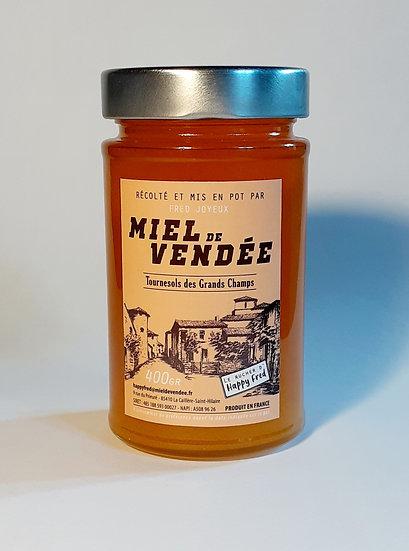 Miel de Vendée - TOURNESOLS