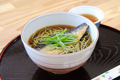 にしん茶そば Nishin Cha-soba