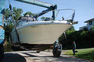 2006 32' Sea Ray 320 Sundancer 'Twin Ele