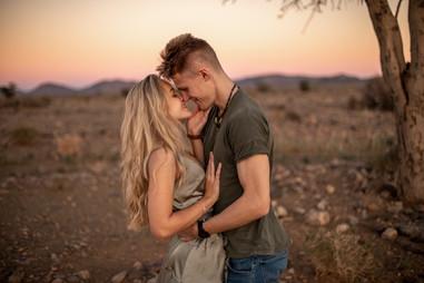 romantische Paarfotos