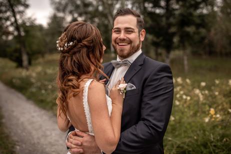 brautpaar bereit zum heiraten - fotografen in österreich