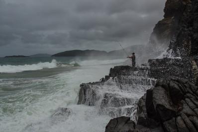 Buzios - Praia de Geriba - Brasilien
