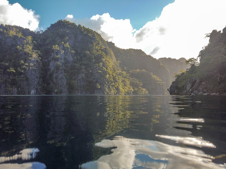 Lake in the Philippines