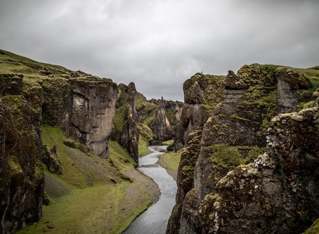 Camping Roadtrip in Iceland