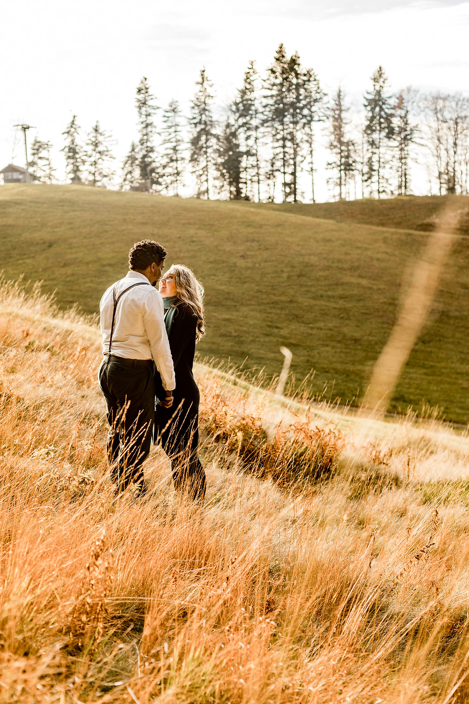 Foto shooting in der Natur in Österreich