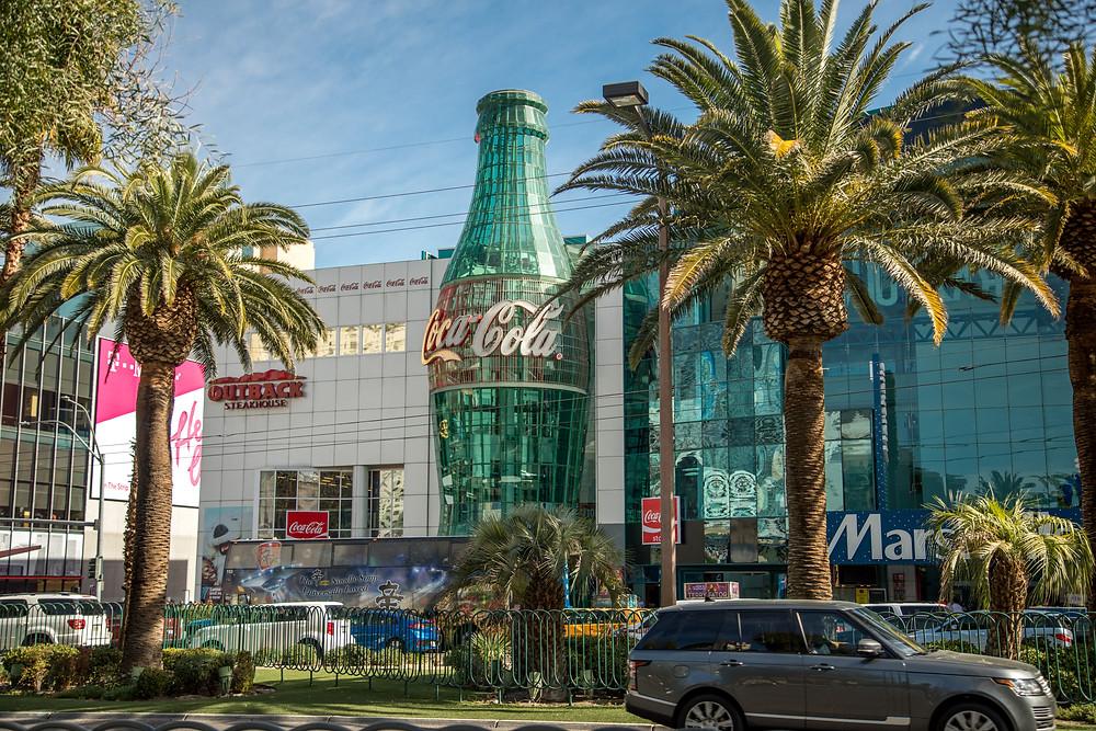 Coca Cola in Las Vegas