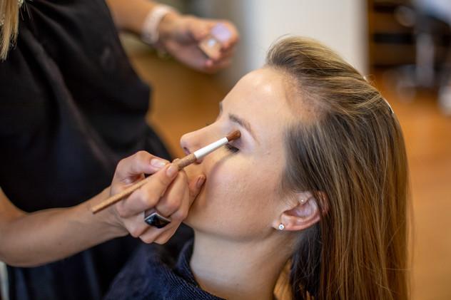 Braut Make Up im Maischön Bregenz