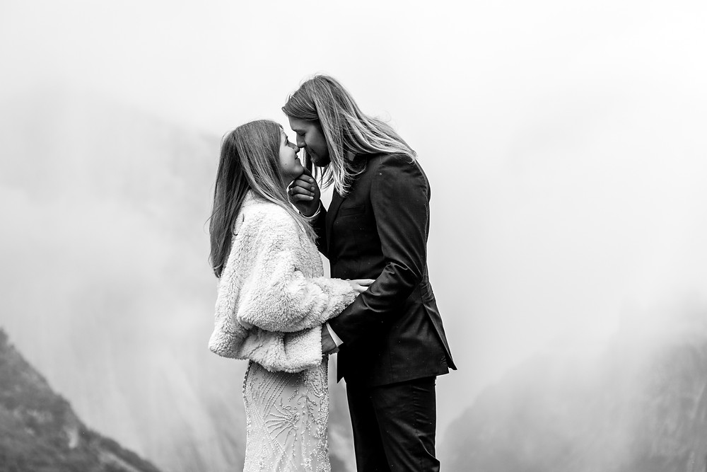 Elopement photographer from Europe