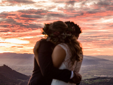 Anniversary Photo Session in the Austrian Mountains | Elopementphotographer Europe