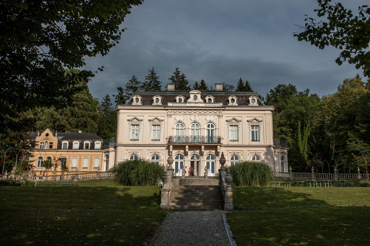 Villa raczynski kann man für eine hochzeit mieten in bregenz vorarlberg