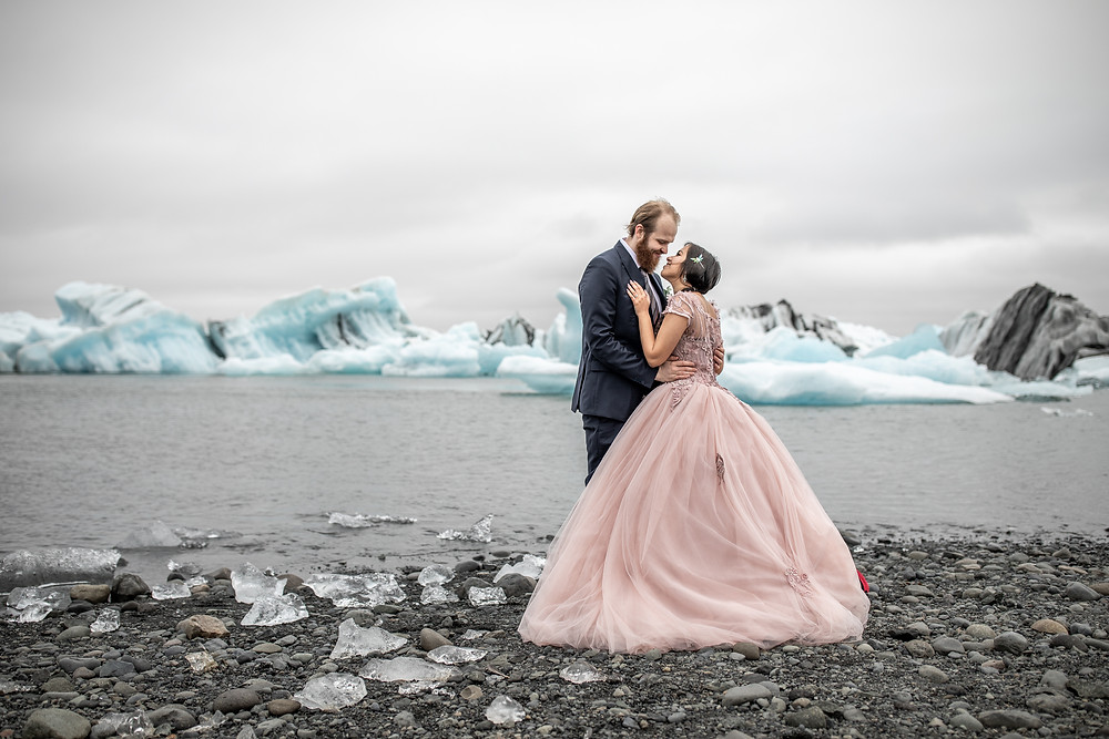 Iceland wedding photos Elopement photographer europe