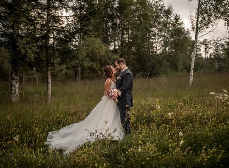 Romantische Hochzeit in der Villa Raczynski in Bregenz