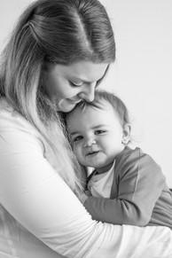 Mutter-Kind Foto