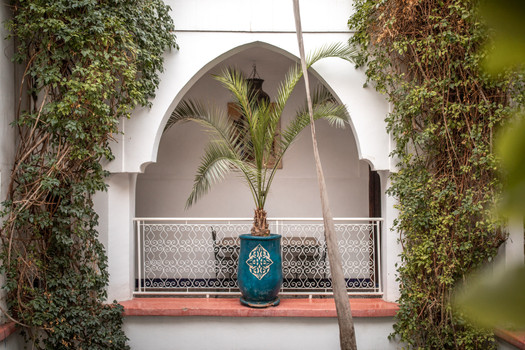 Our Riad El Sahaya in the Medina of Marrakech || Travel and Landscape Photography in Morocco Africa || Bohoray - Adventure Elopement and Wedding Photographer - Victoria Ruef || www.bohoray.com