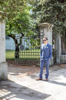 First Look, Hochzeitstag, Palast Hohenems