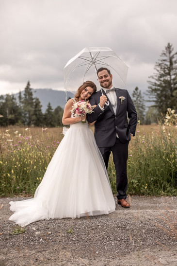 we make perfekt wedding picture no matter how the weather is