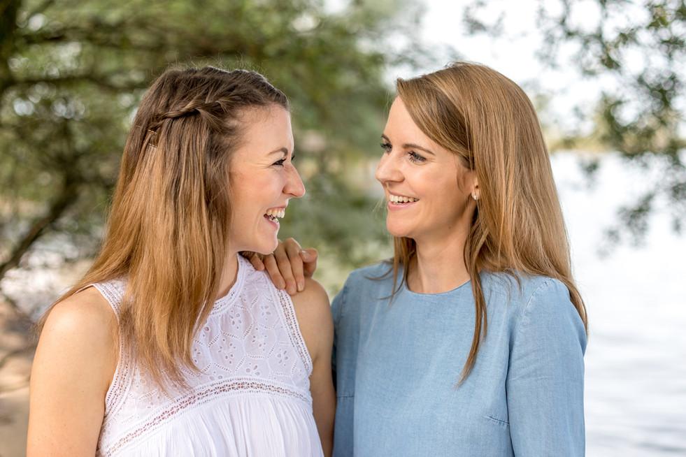 Schwesternfoto