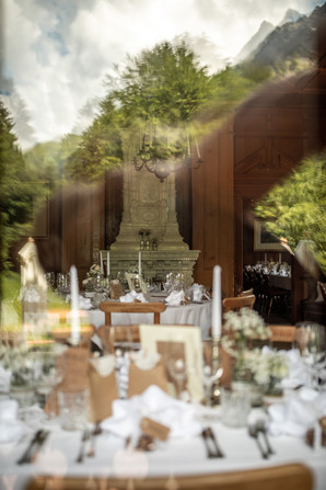 DIY Hochzeit in der historischen Villa Maund im Bregenzerwald