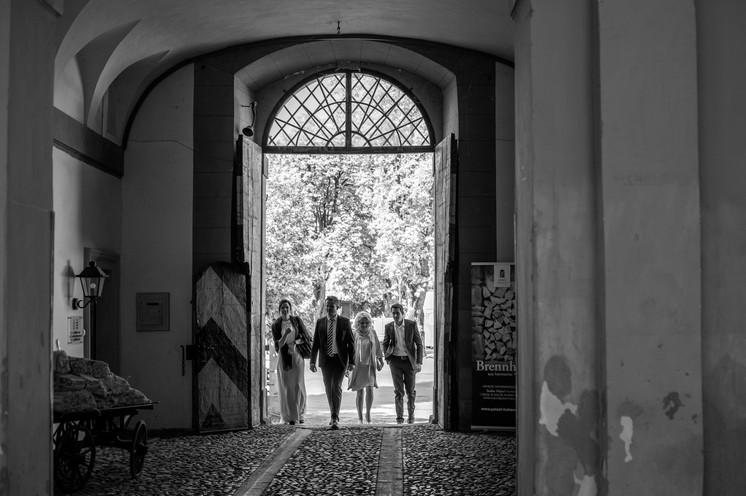 Hochzeit im Palst Hohenems, Vorarlberg