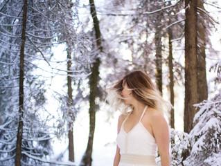 Zauberhaftes Wintershooting ❄️
