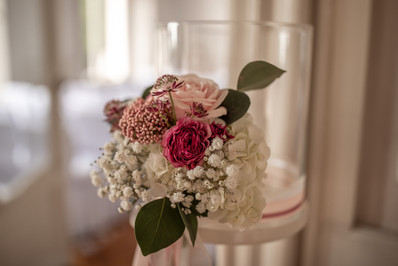 photo from the wedding flowers