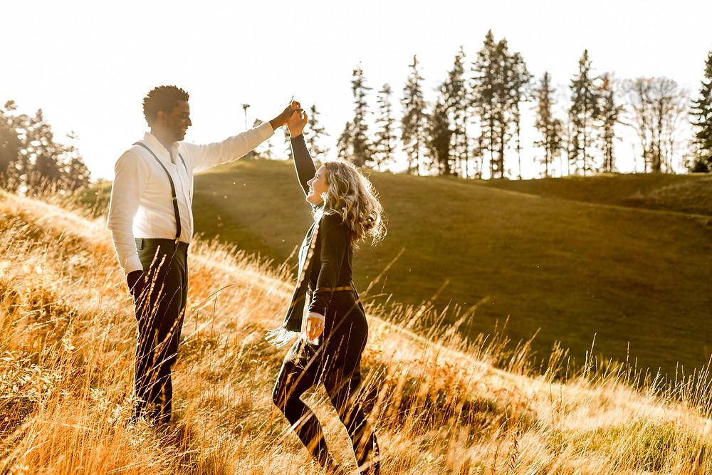 Heiraten in der Natur Ideen
