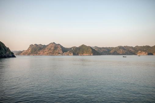coast in Vietnam