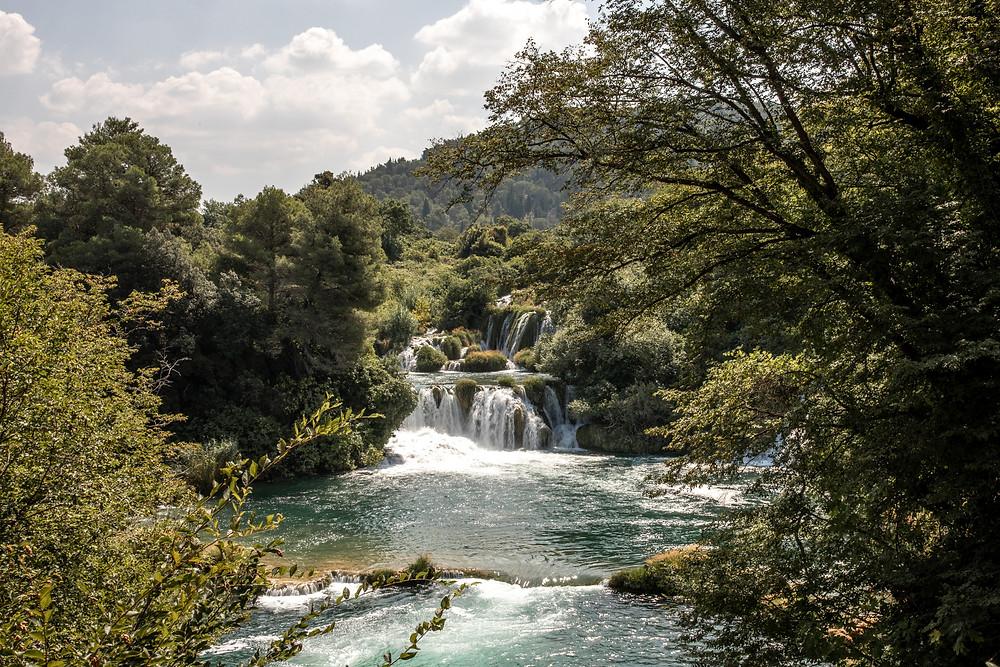 Krka Nationalpark in Croatia || Bohoray - Adventure Wedding & Elopement Photos by Victoria Ruef || Destination Weddingphotographer Croatia, Europe
