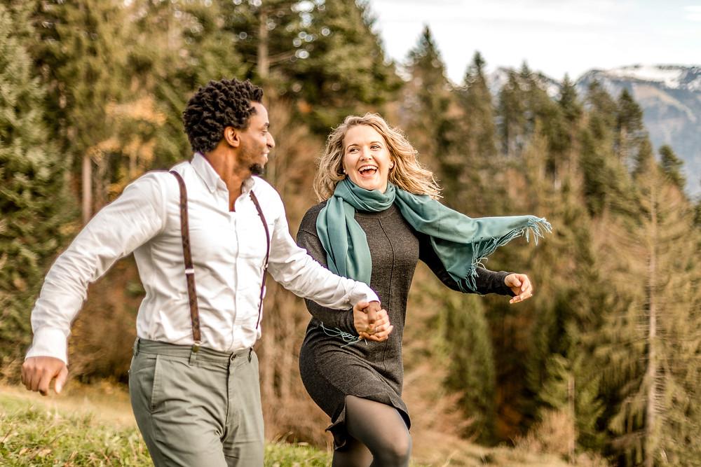 Fotografen in Vorarlberg die Fotos in der Natur machen