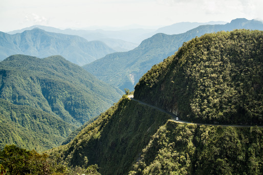 Death Road - Bolivien