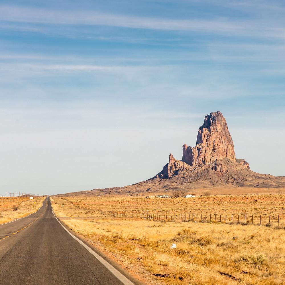 Rock Towers in Utah