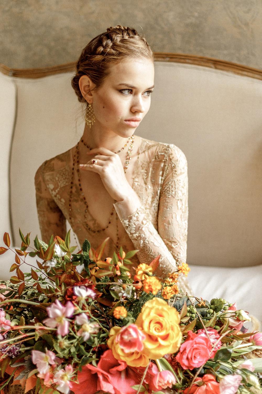 Fotos der Braut