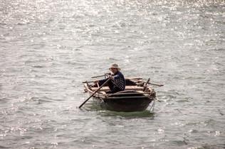 Fischerman in Vietnam