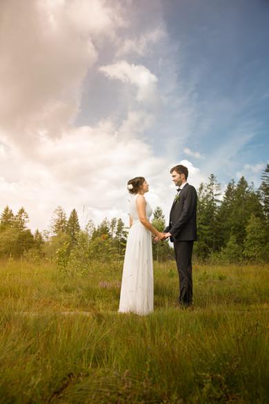 Hochzeit Heidi & David