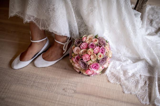 Hochzeits Detail Fotos