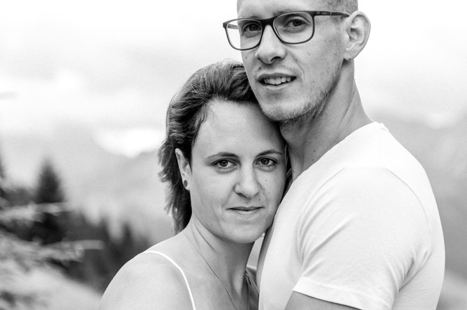 Paarfotografie in Vorarlberg