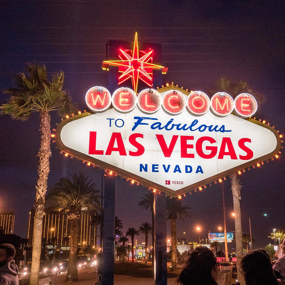 Fabulous Las Vegas Sign