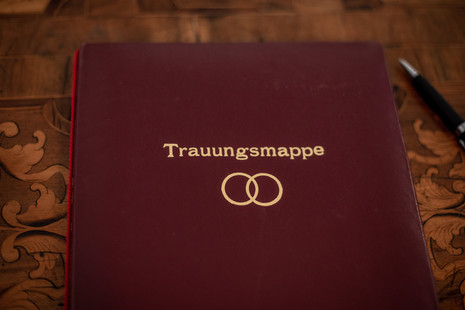 Standesamtliche Trauung in Hohenms, Vorarlberg